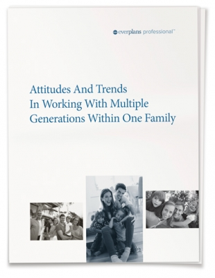 Attitudes and Trends In Working With Multiple Generations Within One Family